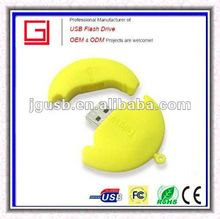 Promotional Round USB Flash Memory Big Factory with High Quality