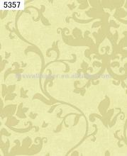Gold and yellow leaves wallpaper