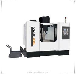siemens/fanuc controller VMC1050L vertical 3 axis cnc milling machine