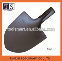 herramientas de la granja de acero cabeza de la pala