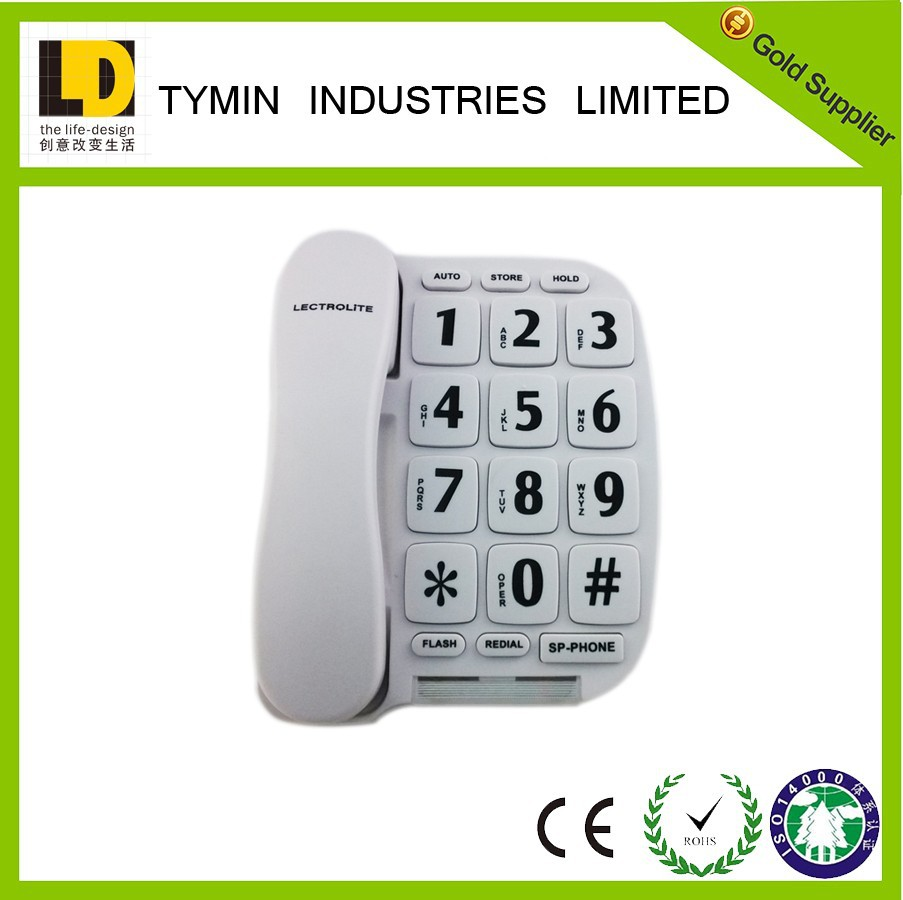 Best selling home telephone big letters phone home phones for Home telecom