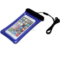 IPX8 waterproof pocket for cell phone