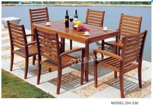 outdoor wood furniture teak