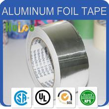 silver color good adhesive aluminum foil waterproof tape