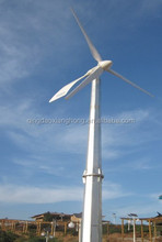 2014 hot sale Tail Axis Rotation 5kw wind turbine off grid