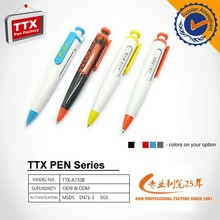 Cheapest plastic promotional gift ball pen