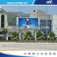 P10 P16 outdoor Cree full color led display led tv sign led display for advertising on the road on the shopping mall
