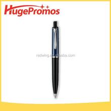 Custom Wholesale Black Ink Ball Point Pen
