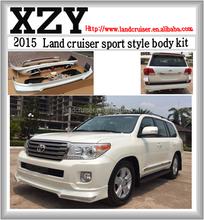 2015 land cruiser sport body kit.Sport body kit for toyota LC200 land cruiser