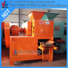 coal dust briquetting machine for ovoid coal ball