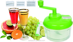 salad spinner and chopper with good quality and factory price