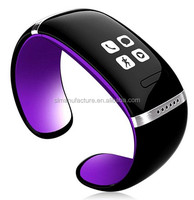 (sl)Bluetooth Smart Bracelet OLED Touch screen Mobile Phone Accessory Multi OS Compatiable APP for IOS android