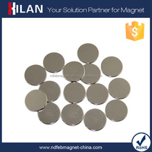 Small Thin Round Flat Disc Magnet for Sale