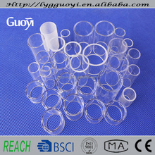 The best selling transparent precision glass tubing for sale