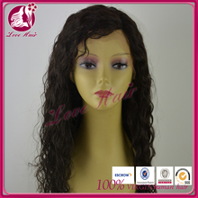 bulk buy from china human hair wig lace front wig water wave remy wig no tangle