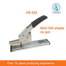 big books stapler machine, book binding stapler, heavy duty stapler HS-324