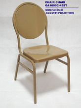 China Manufacturer Junior Matel Dining Chair