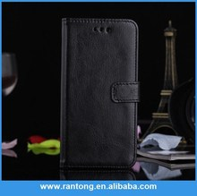 Factory supply low price luxury leather cell phone cases for iphone 5 China wholesale