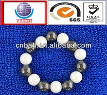New best sell ceramic ball with 75% alumina content