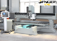 Latest development of CNC Router ! 3d models cnc router SH-1325ATC disc style with Table-moving