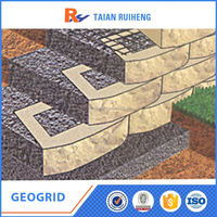 Low Price Biaxial Geogrid Fabric