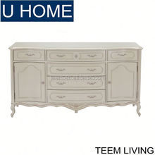 U HOME home furniture living room french style cabinet manufacturer hanging TV cabinet
