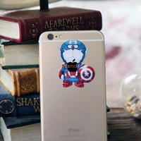 Wholesale Local Colorful Decal Skin for iPhone6 Vinyl Sticker Decal for Apple Mobile Phone iP6-color (33)