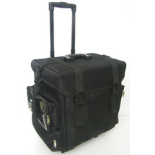 CT459 Wholesale High Quality Nylon Makeup Cases Cosmetic Case