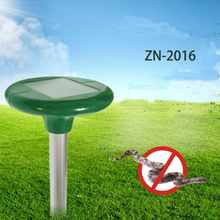 Zolition Useful green energy solar powered electronic mosquito trap ZN-2016