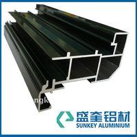 Extrusion Aluminium profile for window and door