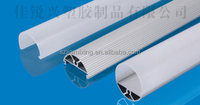 environmental friendly T8 led light tube parts led tube light shells/accessories/components