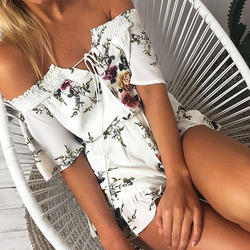 fashion cute lady summer floral jumpsuit women rompers.jpg
