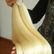 Alibaba Top Fashion Virgin Brazilian Human Hair 40 Inch 613 Blonde Hair Weave