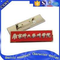 custom flat name tag supplier in kuala lumpur