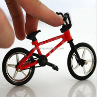 New arrival wholesale Finger Bicycle Bike Mini Toy Alloy Multi-color Kids Gift sports (2) Ask a question