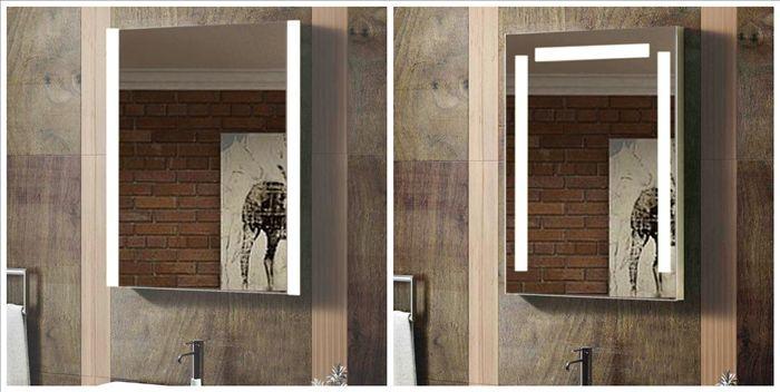 조명 타원형 클래식 스테인레스 스틸 욕실 거울 프레임-목욕 ...