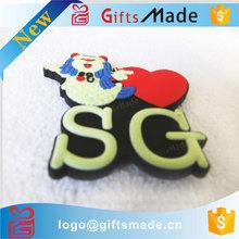 Custom Cheap Colorful fridge magnet/rubber magnetic sheet