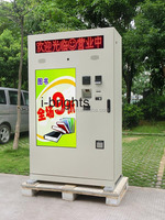 42inch LCD screen for Automatic outdoor charging kiosk Machine