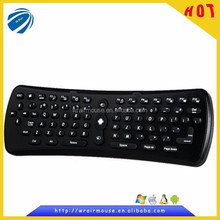 infrared remote control wireless keyboard air mouse for android TV box ,tablet PC