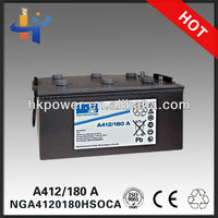 truck battery n180 12v 180ah Sonnenschein A412/180 A tubular battery india NGA4120180HSOCA
