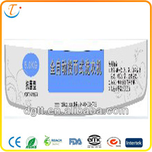 China LED LCD high quality household appliances backlight auto custom metal dome membrane