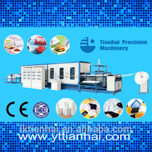 production styrofoam PS container machine