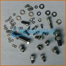 alibaba china ruthenium iridium coated titanium bolt for titanium anode