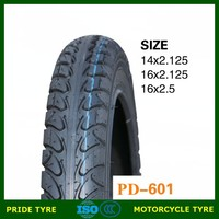 Motorcycle tires 14*2.125 16*2.125, bicycle tyres