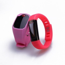 oem design factory price digital silicone watch