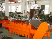 Suspended Over Head Magnetic Separator