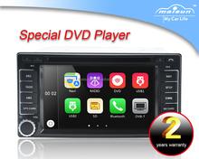 On sale 2 Din Car DVD Player GPS Radio with BT/Navigation/ wifi 3G