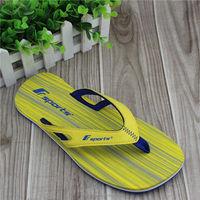 men leather import china man slipper