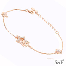 0331601 CIF Price Glass imitation bracelet