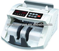 Fake Money Detector Counting Machine with UV+MG1+MG2+IR+SIZE detection Loose Note Counter